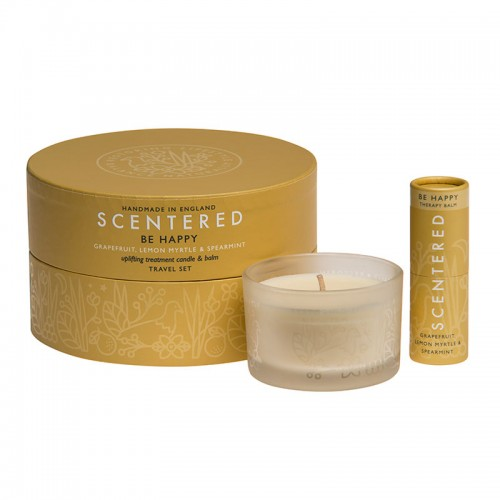 Scentered Be Happy kit regalo