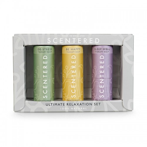 Scentered pack regalo kit 3 unidades